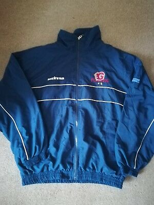 Guildford flames  ice hockey players issue track suit top