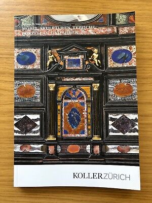 Koller Zurich Catalogue 30 March 2017