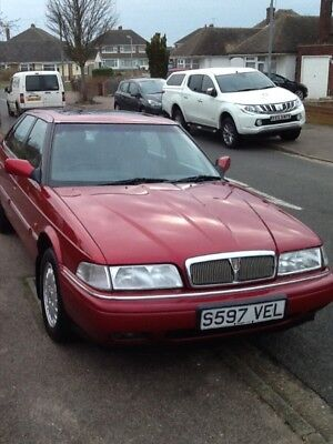 rover 820 sterling