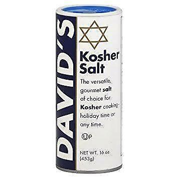 David's Kosher Salt 453 g