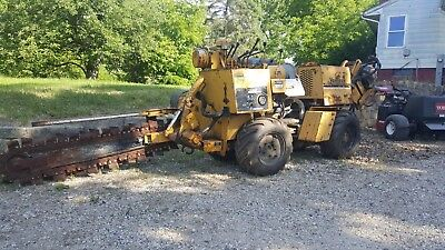 Vermeer LM 35 Cable Plow Ditch Witch Aztec