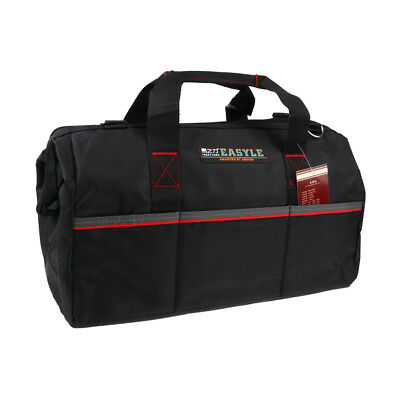 16 Inch Electrician Tool Bag Storage Organizer Durable and Lightweight