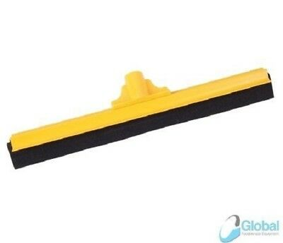 "Professional 18"" inch Floor Squeegee head - twin blade - multi purpose"