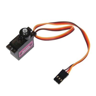 2PCS MG90S Micro Metal Gear 9g Servo for RC Plane Helicopter Boat Car 4.8V 6V