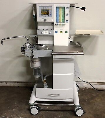 Datascope Anestar Plus Anesthesia System - Tested with Ventilator and More