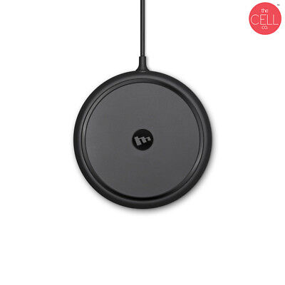 Mophie Wireless Charging Base Black for iPhone, Samsung & Qi enabled devices