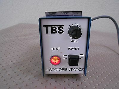 TBS Triangle Biomedical Sciences Histo Orientator Hot Plate H-To-120 Works Clean