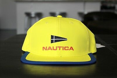 41a26addfe826 New Nautical Snapback Hat Vintage Collection Urban Outfitters exclusive  yellow
