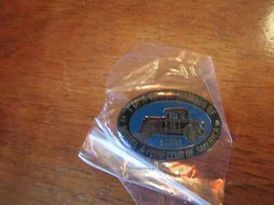 """Vintage Model A Ford Club of America Pin """"I'm A Proud Member""""... 45 Years"""
