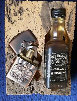 Jack Daniels Set 50ml Old No. 7  43% !!! + Amirican Motorread(defekt) RAR!!!!!!