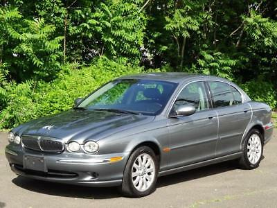 2003 Jaguar X-Type AWD 4WD EXTRA CLEAN! 1-OWNER! 82K Mls! WELL-MAINTAINED NON-SMOKER LEATHER 2 KEYS/REMOTES KEYLESS ENTRY CLEAN RUNS GREAT