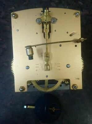 Smiths Enfield 8 Day Striking Clock Movement