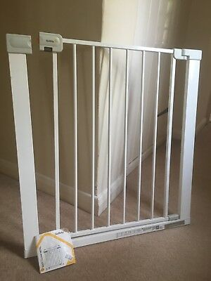 Safety 1st Easy Close Pressure Fit Metal Baby Gate