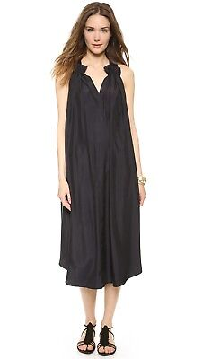 Hatch Collection - Maternity - Lily Dress in Black - O/S - Originally $298