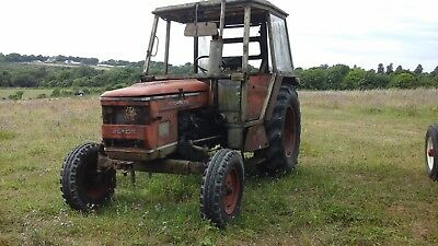 ZetorTractor spares or repair