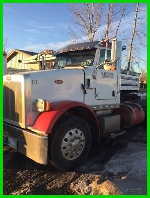 2008 Peterbilt 365 Daycab Commercial Conventional Semi Truck 410 HP