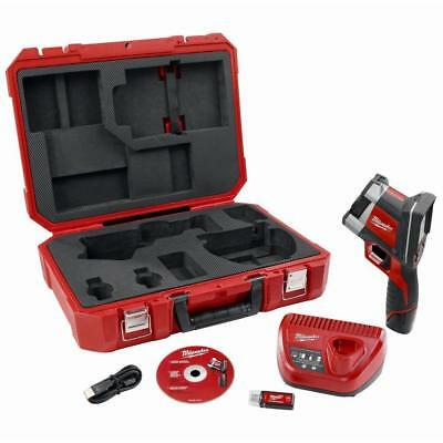 New Milwaukee 2260-21 M12 160 x 120 Thermal Imager Kit