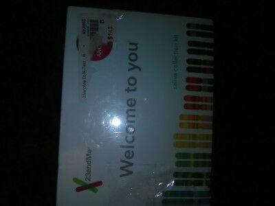 23 and me Dna test at home kit