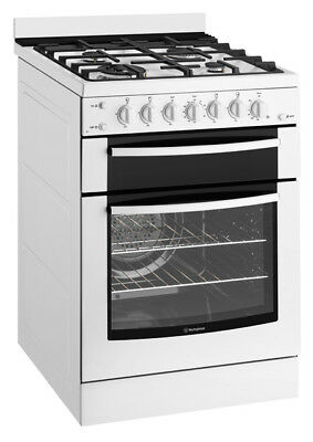 Westinghouse 60cm Freestanding Gas Cooker - WFG617WANG