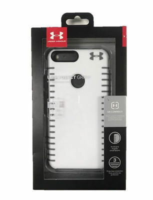 Under Armour Grip Series Hybrid Case Cover for Google Pixel XL  White / Gray NEW