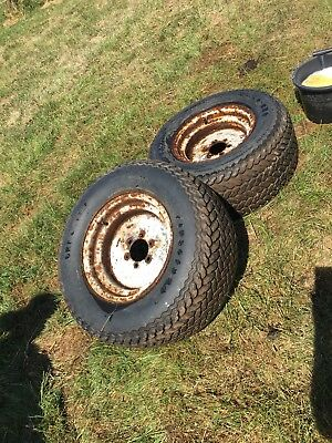 Turf Tyres For Compact tractor