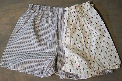 2 -90s to early 2000s vintage pair of boxer shorts (M)