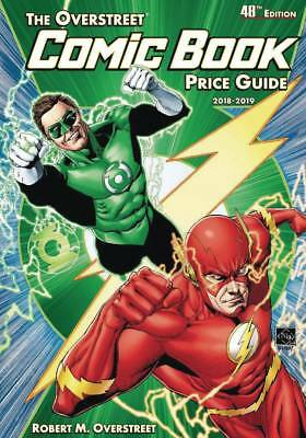 Overstreet Comic Book Price Guide #48 Hardcover HC NEW  GREEN LANTERN & FLASH