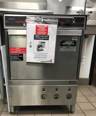 Stainless Steel Undercounter Dishwasher CMA Dishmachine L‑1X16