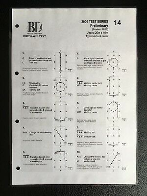 The website for dressage diagrams and dressage tests