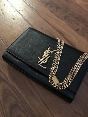 Yves Saint Laurent MOnogrammed Purse