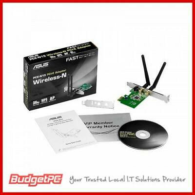 ASUS PCE-N15 Wireless N300 PCI Express Adapter