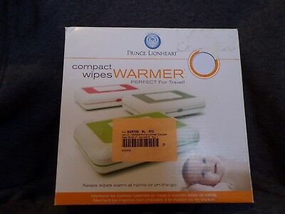 Prince Lionheart Compact Wipes Warmer Gray Keeps Wipes Warm On The Go A0499