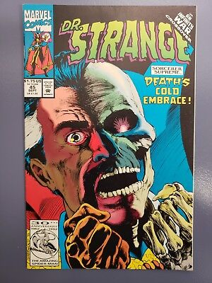 Dr. Strange 45 Very clean copy. Check Pictures