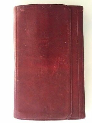 Vintage 19th Century 1895 HANDWRITTEN DIARY - Teacher Educator - Indian Fields N