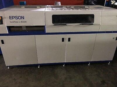 Epson SurePress L-4033A Digital Label Printer