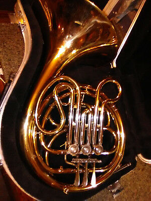 Holton Model H602 Single F French Horn