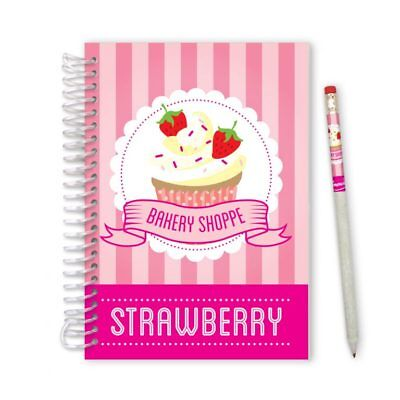 Scentco Sketch & Sniff Sketch Pad - Gourmet Strawberry Scented Cover