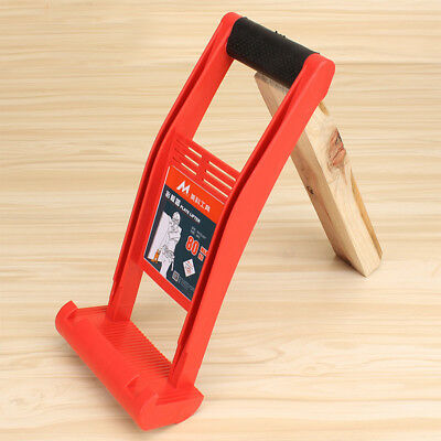 Premium Panel Carrier Gripper Handle Carry Drywall Plywood Sheet ABS 80KG Load
