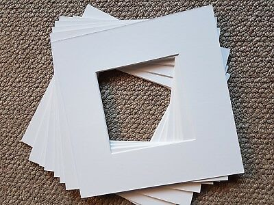 Ikea ribba frame mounts 23x23cm. pack of 10 or 20