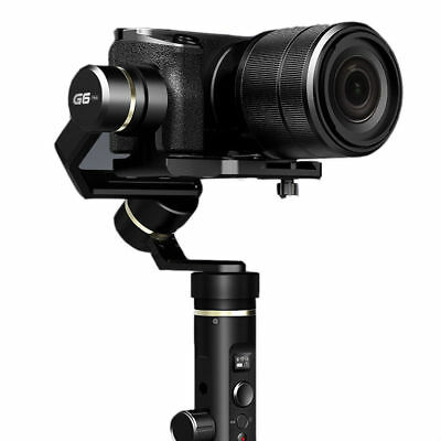 Nuovo Feiyu G6 Plus 3-Axis Splash-Proof Handheld Gimbal Per Mirrorless, Gopro