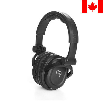 PrimeCables® Premium Headphones Hi-Fi DJ Style Over-the-Ear Christmas Gifts