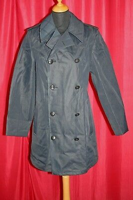 Huggins of Bristol England Regenjacke Jacke Mantel Police ladies jacket Gr.38