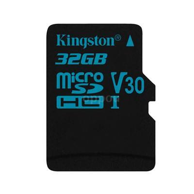 Kingston 32GB 90MB/S MicroSDHC/ SDXC Memory Card Class10 TF Card UHS-I U3 J6M6