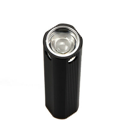 2IN1 1000LM LED USB Rechargeable Flashlight Mini Torch Hunting Light Waterproof