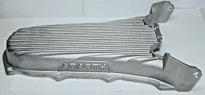 Classic Fiat 500 126 Abarth Aluminium Fan Cowling Cover Air Filter Rand New