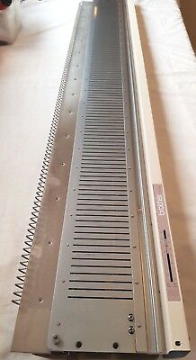 Brother Knitting Machine Parts Kr-260 Kr260 9Mm Bulky Needle Bed Assembly Only