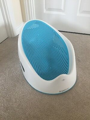 Angel Care Reclining Baby Bath Support Chair Seat