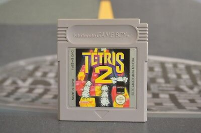 Tetris 2 Game Boy Gb Gameboy Combined Shipping
