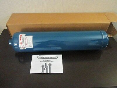 "Wingert XTI-0125 Seperator, 1 1/4"", 28-49 GPM, 30"" x 6"", 22 LBS - NEW in Box!"