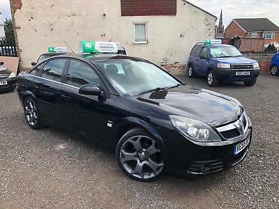 2006 55 Vauxhall Vectra 1.9 Cdti Sri 5 Door Full Mot Top Spec Warranty